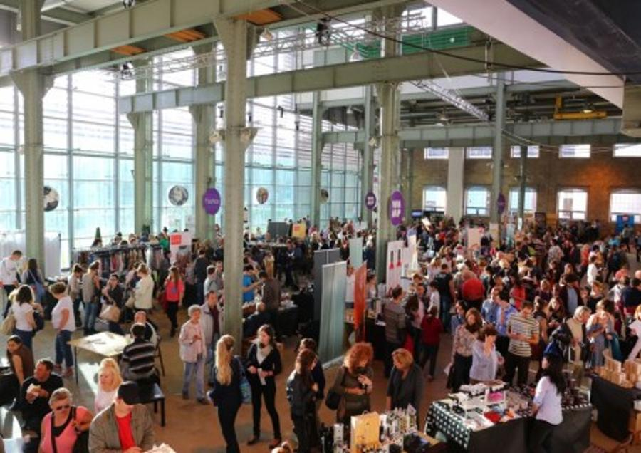 WAMP Design Fair At The Millenáris Teátrum Budapest, 24 Nov