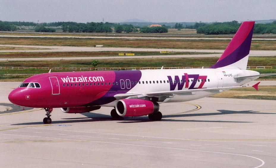 Wizz Air To Fly From Budapest To Donetsk From April