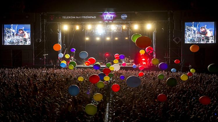 Sziget-Related Festivals In Hungary Among The Best Of Europe
