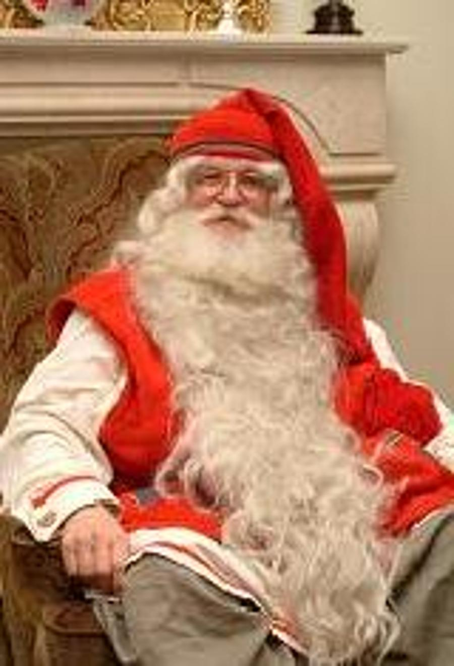 Santa Claus Is Coming To Le Meridien Budapest