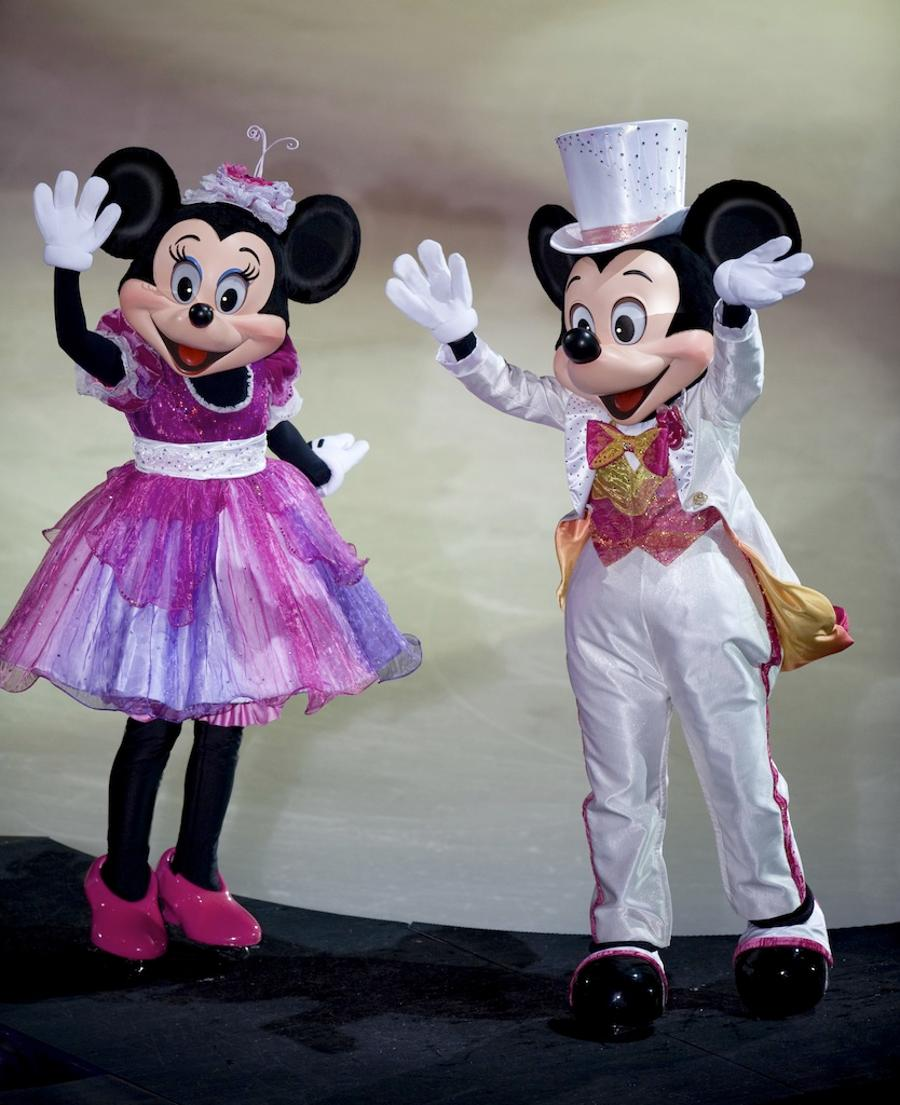 Disney On Ice: Worlds Of Fantasy, Budapest, 13 - 15 December
