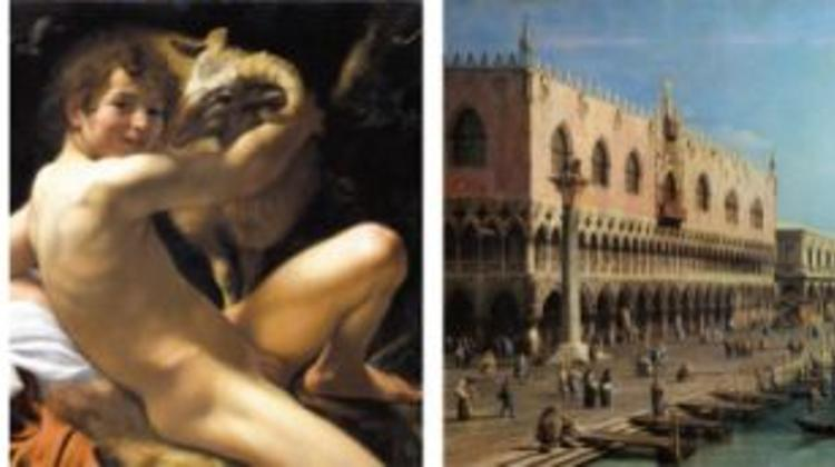 Now On: Caravaggio To Canaletto, Museum Of Fine Arts Budapest