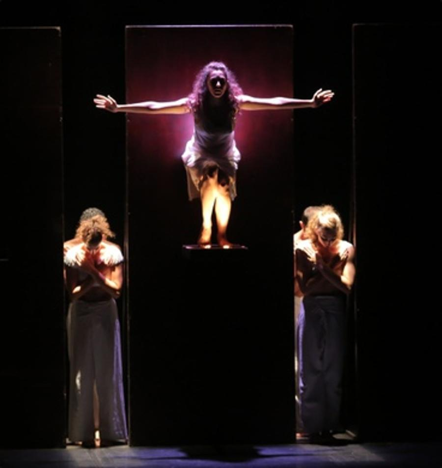 Invitation: Kibbutz Contemporary Dance Company, Izrael, Festival Theatre Budapest, 5 Jan