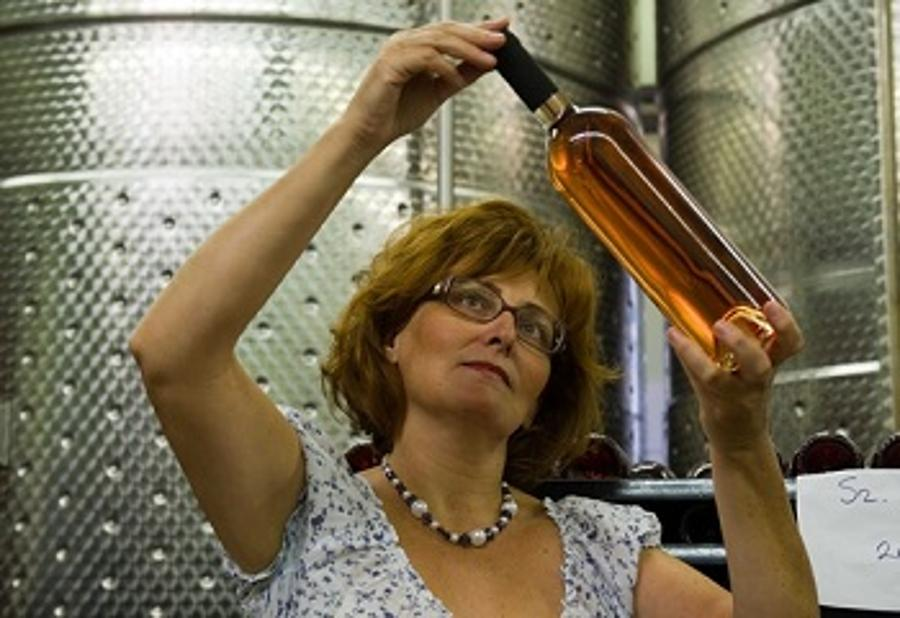 Éva Dignisz Gál First Woman To Be Named Wine Maker Of Year