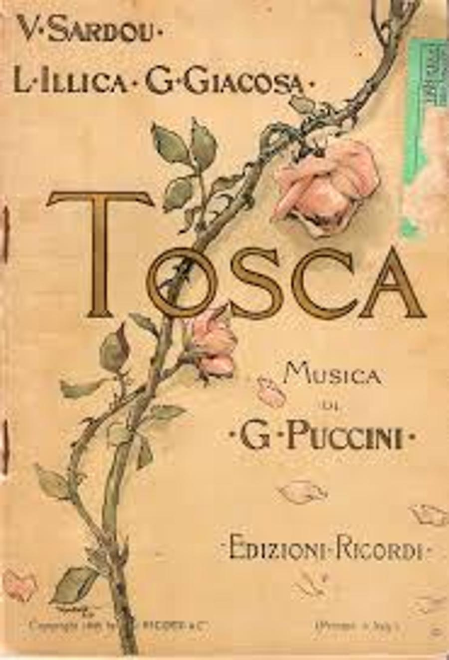 Puccini: Tosca, Hungarian State Opera, Budapest, 21 March
