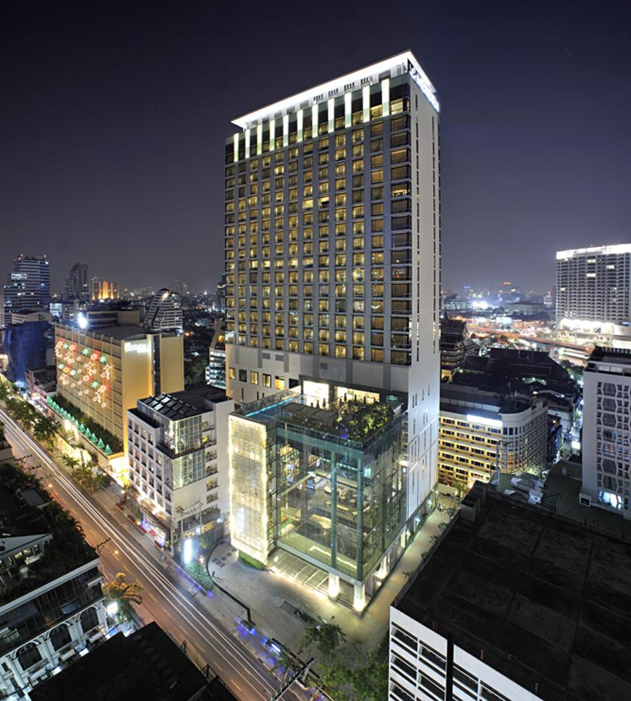 Escape From Budapest To Le Meridien Bangkok