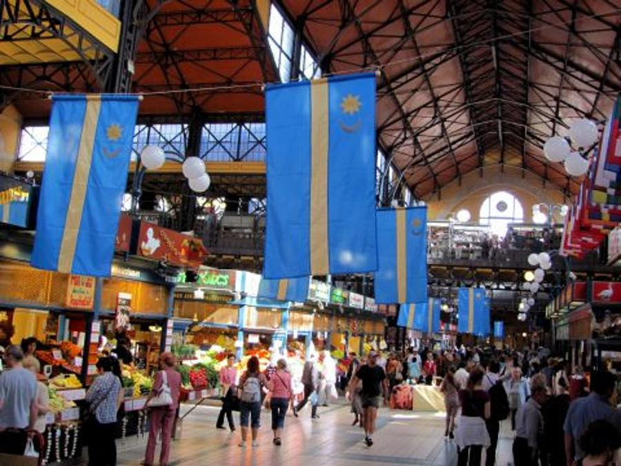 Székely Days In  Central Market Hall Budapest, 20 - 22 March