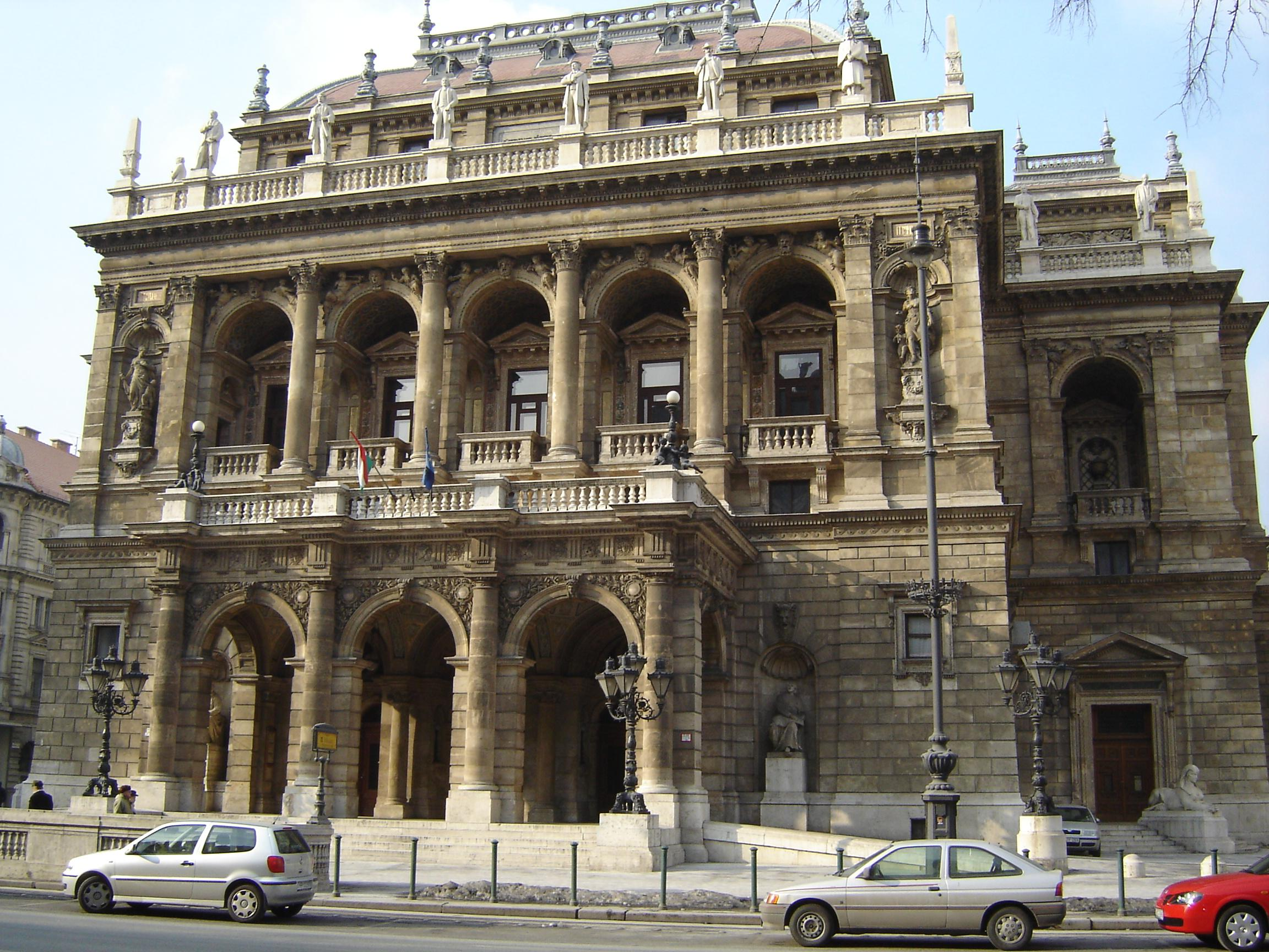 Opera House In Budapest May Be Renovated