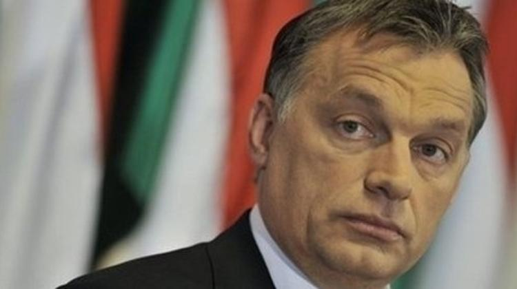 Bankers, Politicians Were Out To Topple Hungary's PM Orbán