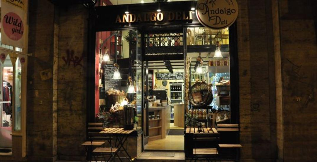 Andalgo Deli - Spanish Shop And Café In Budapest