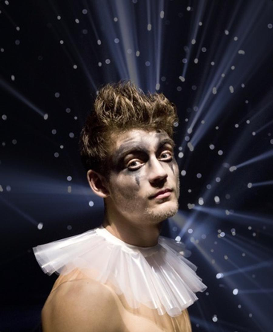 Recirquel: The Naked Clown, Festival Theatre Budapest, 30 March