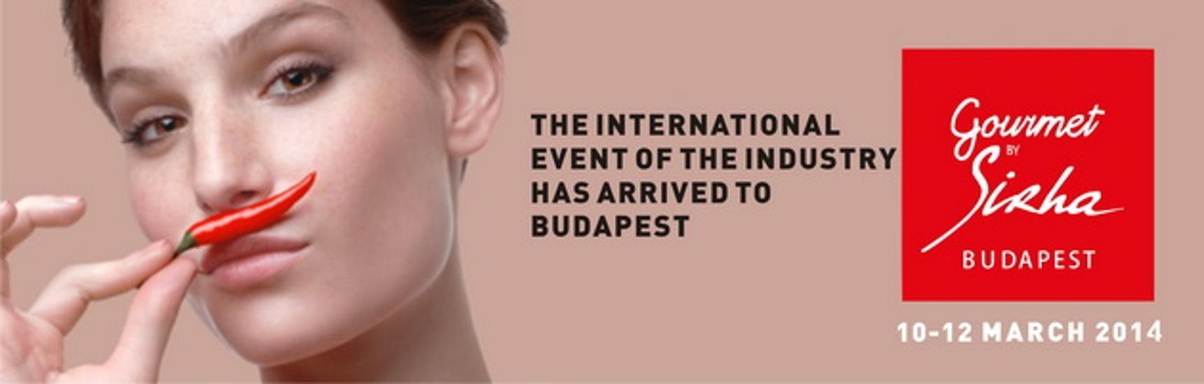 SIRHA Budapest –  International Trade Fair With Domestic Flavours @ Hungexpo