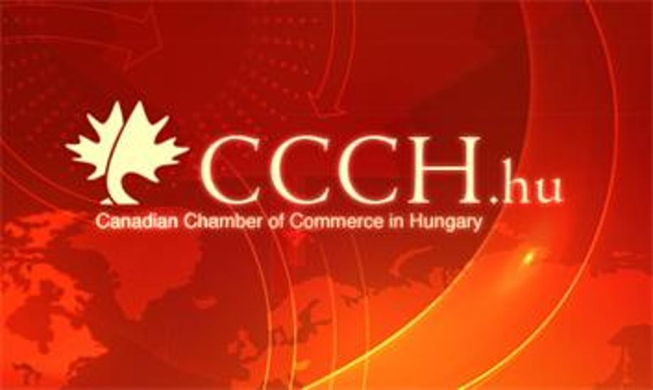 Invitation: CCCH Business Lunch, Budapest Marriott Hotel, 30 April