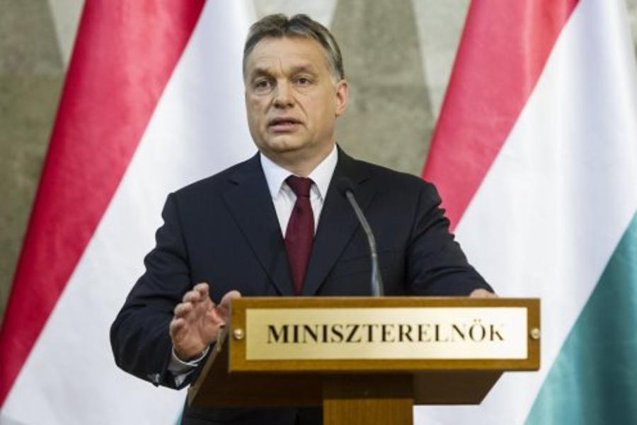Hungarian Voters Rejected Hatred Says PM After Election Win