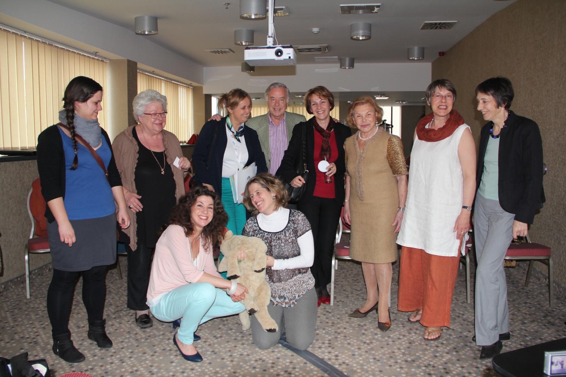 Succesful Conference On Child Life &  Child Rights In Hungary