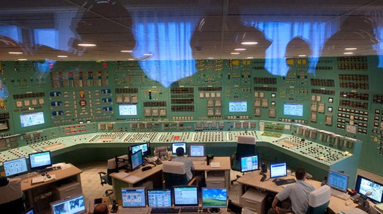 Paks Nuclear Power Plant Generates Half Of Hungary's Electricity
