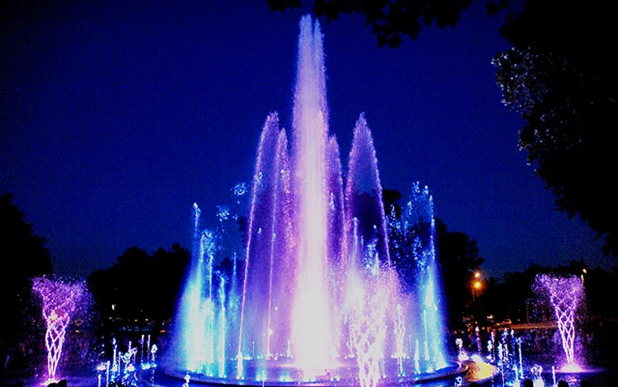 Fountain On Margaret Island In Budapest Starts Operating With A Refreshed Musical Repertoire