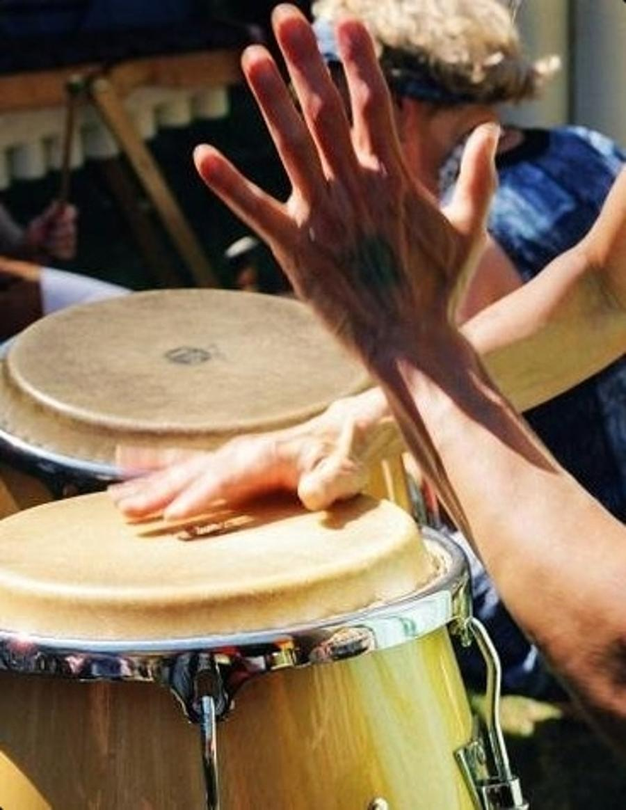 Event For Kids:  World of Percussion, Palace Of Arts,  3 May