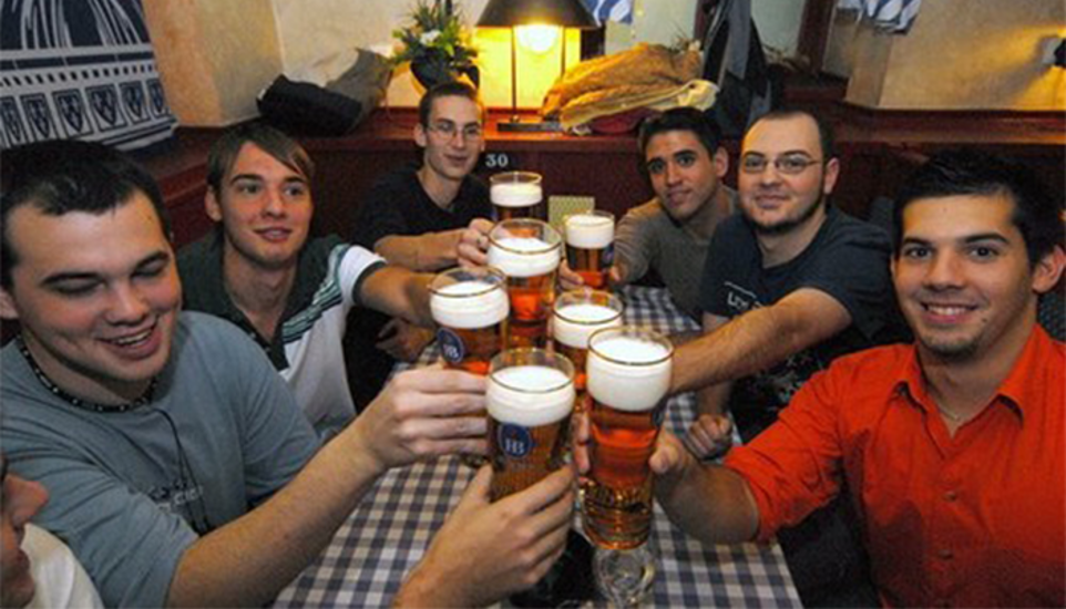 Hungarians Do Like To Drink, Twice The Global Alcohol Average