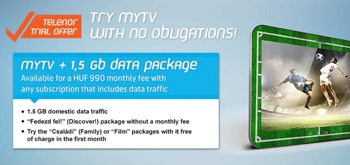 Telenor MyTV  - New Heights In Entertainment In Hungary