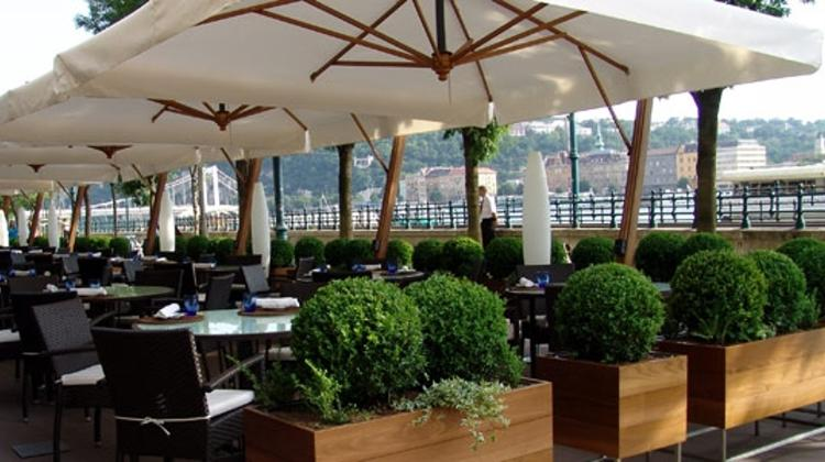 Summer Parties On The Terrace @ Intercontinental Budapest