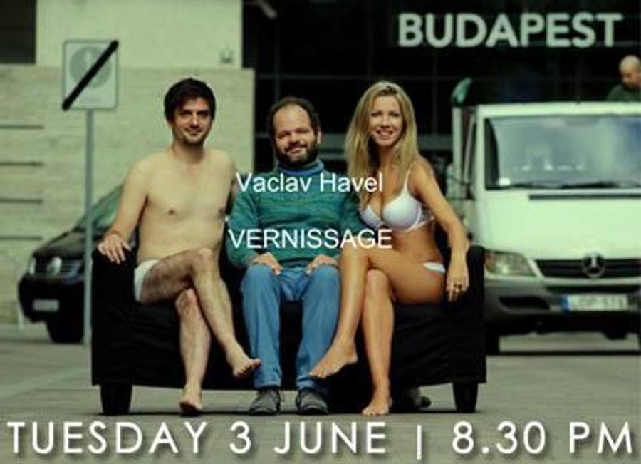Brody Studios Budapest Presents: Courtyard Theatre, 3 June, 8.30 p.m.