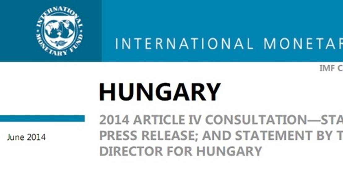 "Xpat Opinion: IMF & World Bank Reports Show A Hungary ""Back On Track"""