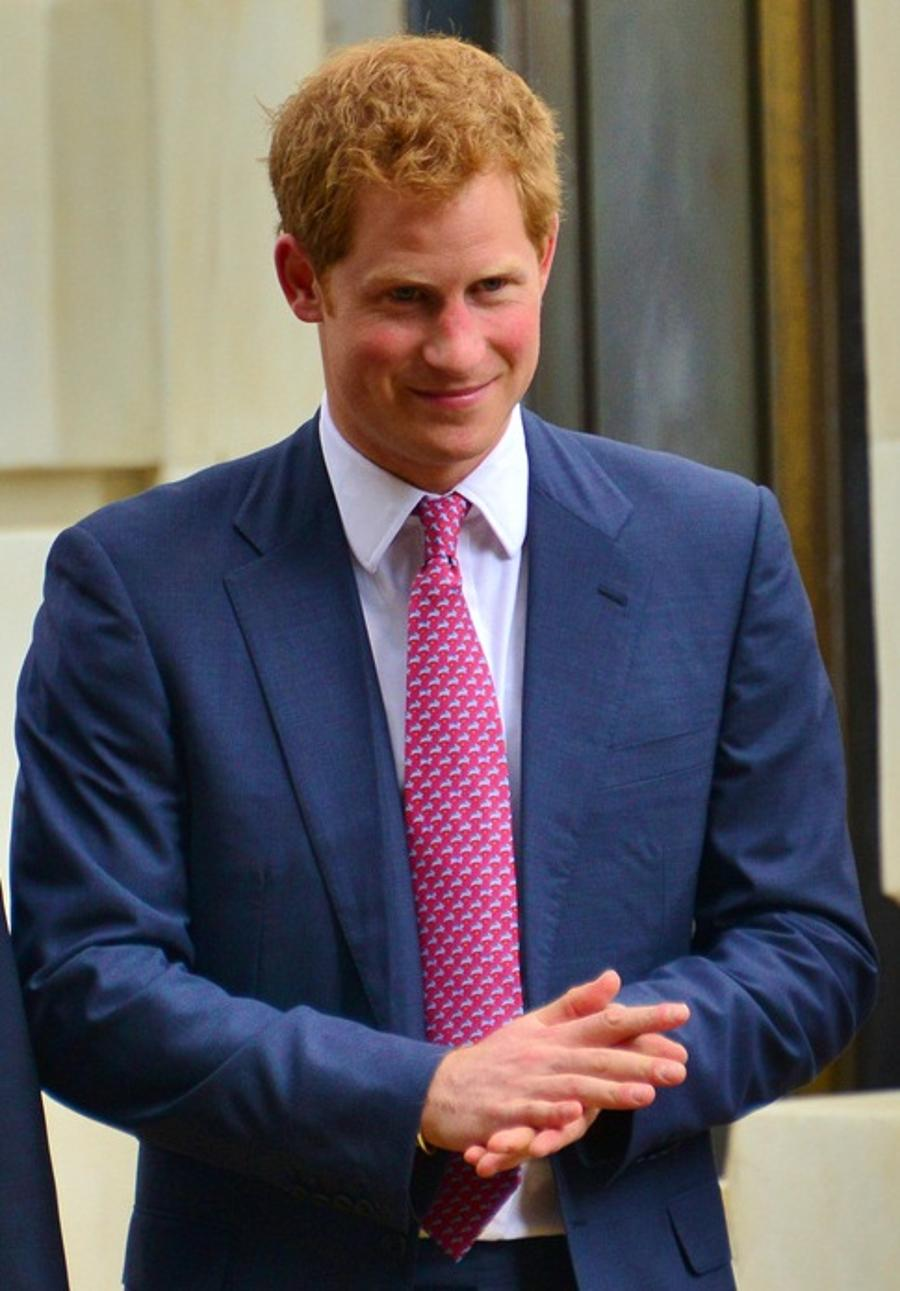 Prince Harry Parties Close To Esztergom In Hungary