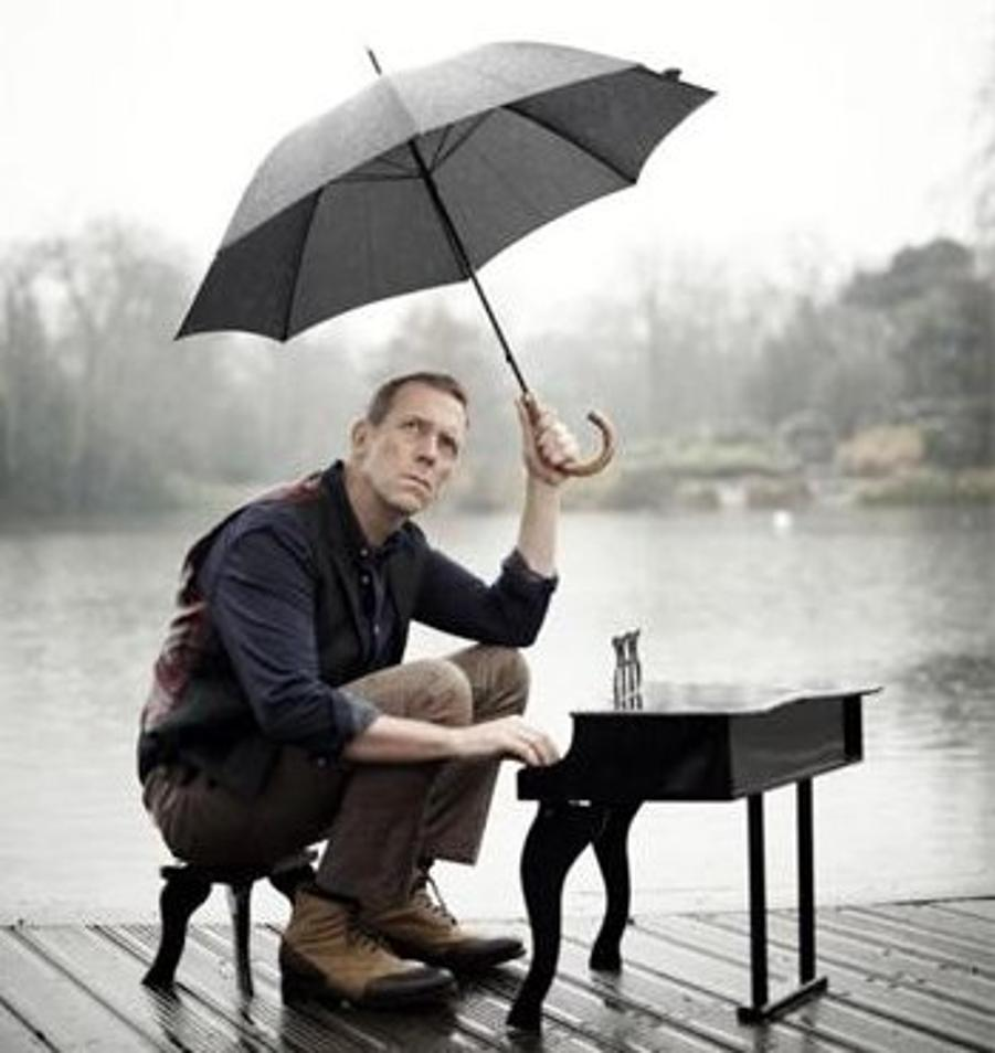 Upcoming Concert: Hugh Laurie In Budapest, 19 July
