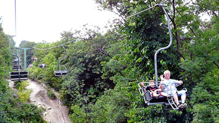 Updated Information: Budapest's 2nd District Chairlift Operation This Summer