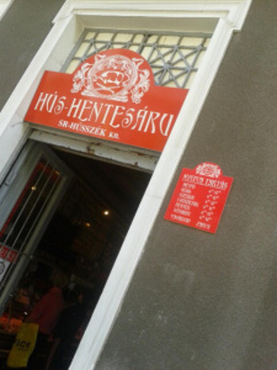 Xpat Opinion: Meat On Mester Street In Budapest