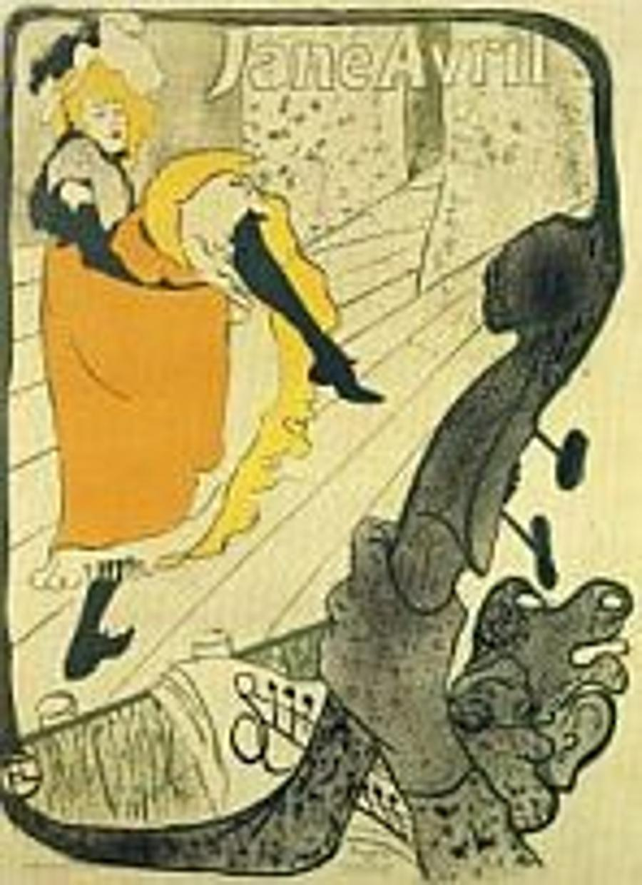 The World Of Toulouse-Lautrec Exhibition, Fine Arts Museum Budapest