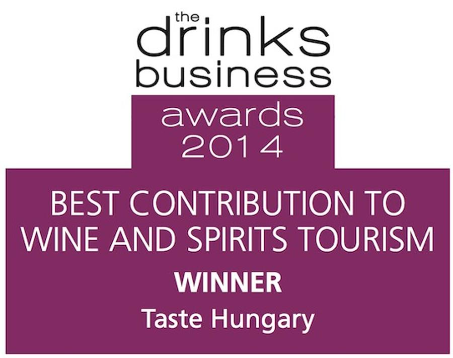 Taste Hungary Wins The Drinks Business Award For