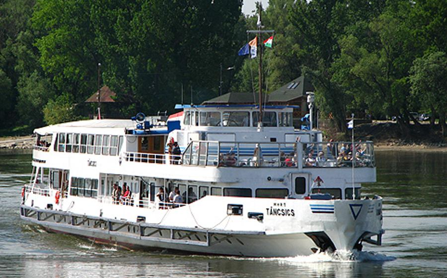 Return Boat Service To Margaret Island In Budapest