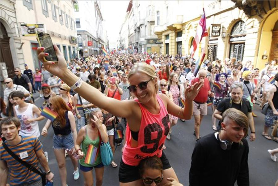Police Negligent At Budapest Pride, Say Organisers