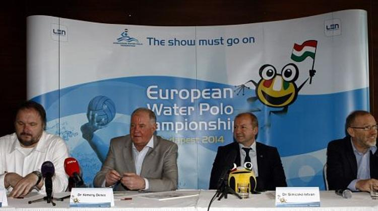 European Water Polo Championship Budapest 2014