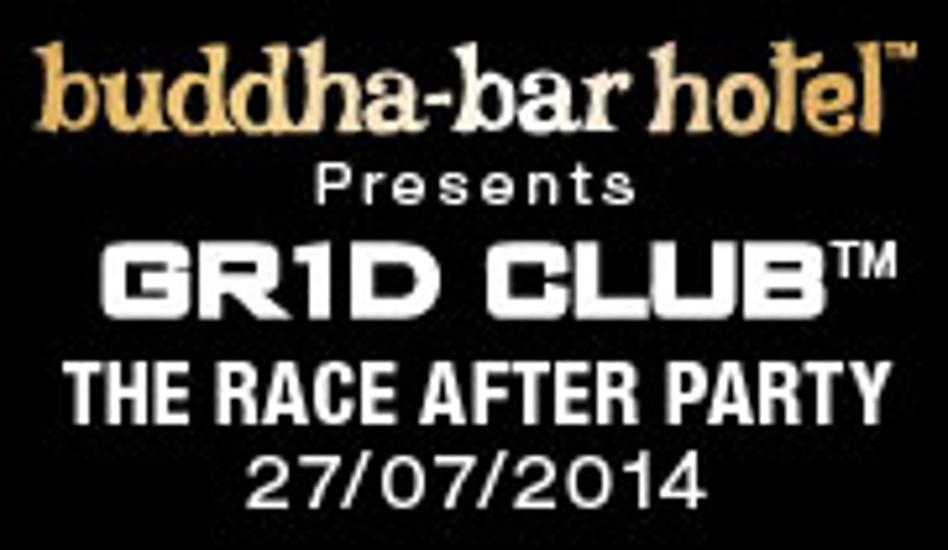 Hungarian Grand Prix - GR1D Club @ Buddha-Bar Hotel Budapest, 27 July