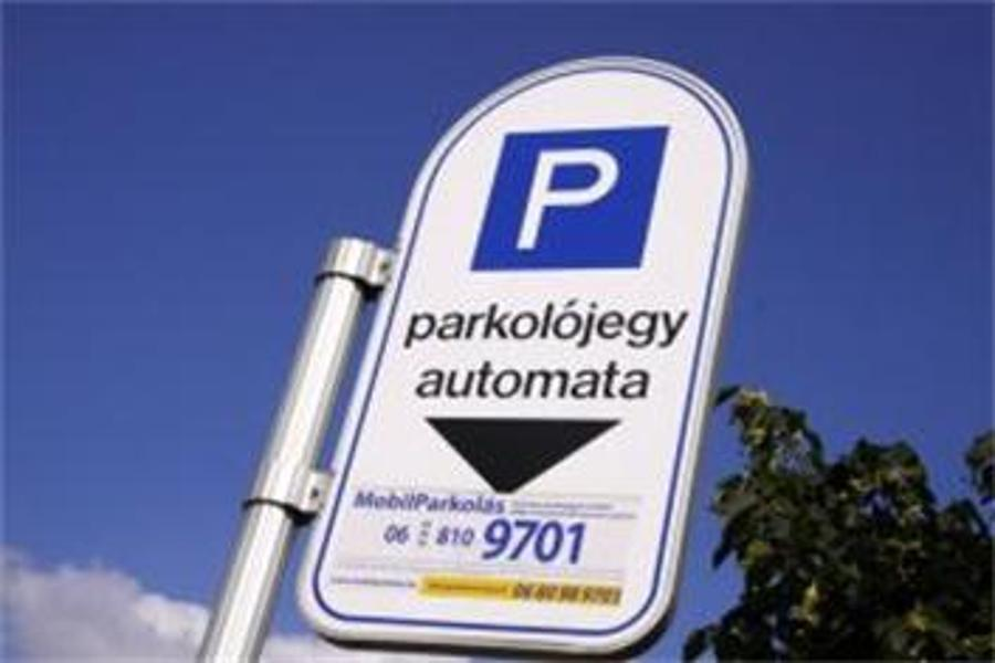 Pay - By - Phone Parking System Launched In Hungary