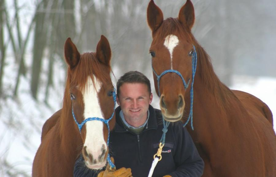 Hungarian Natural Horsemanship Guru Says Horses Deserve Better