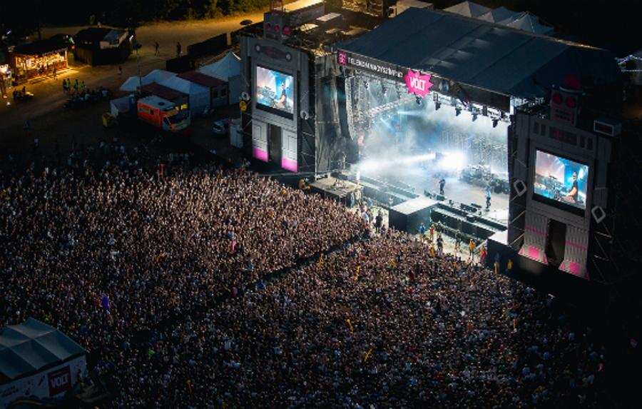 The 22nd VOLT Festival In Hungary Ended As A Success