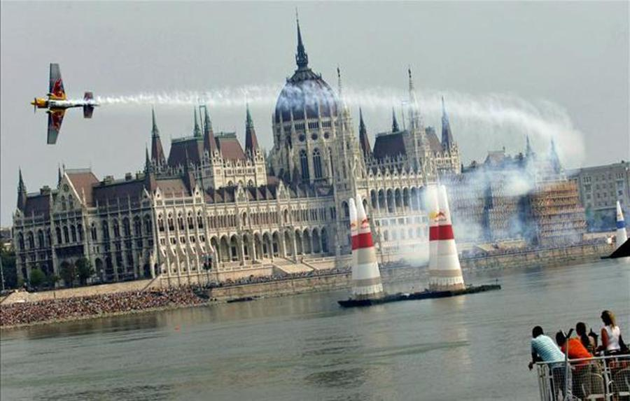 Red Bull Air Race Returning To Hungary