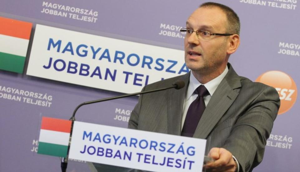 Hungary's Fidesz Official's Personal Website A Little Too Personal