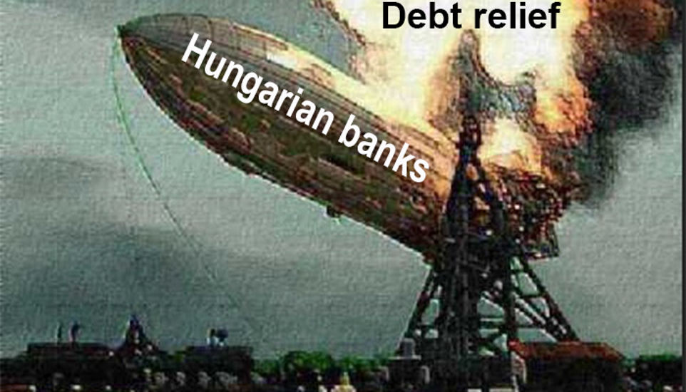 Hungary's Banking Sector Reports Enormous Q2 Losses