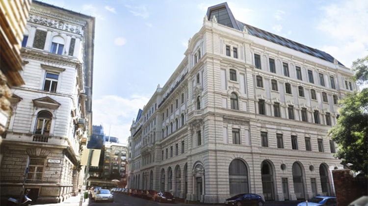 Hungarian Central Bank Buys Luxury Downtown Office Building