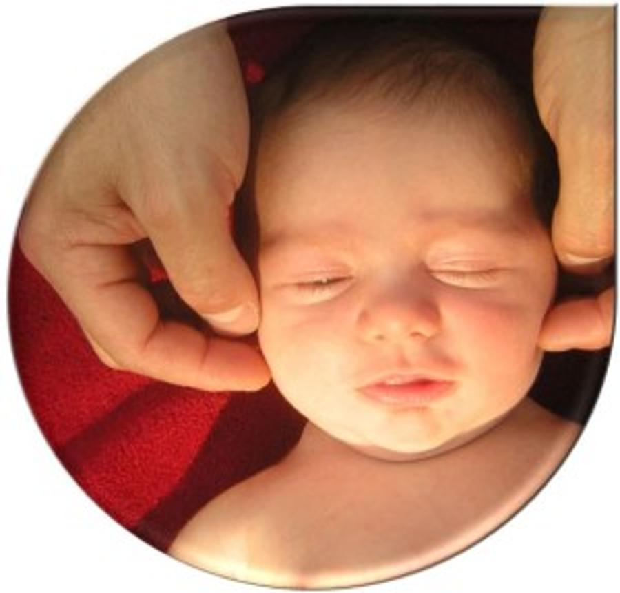 'Harmony With Baby Massage',  By FirstMed Budapest