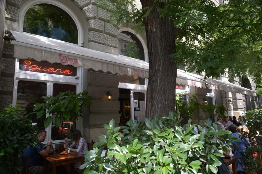 Xpat Opinion: Photo Review Of Iguana Restaurant In Budapest