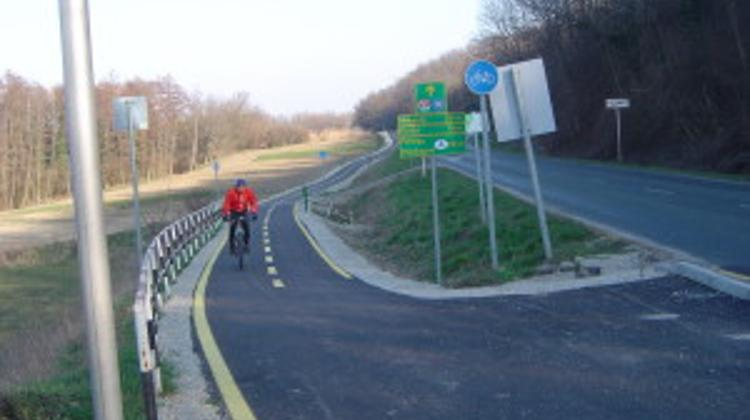 EuroVelo13 Opening Tour For The Hungarian-Austrian Section