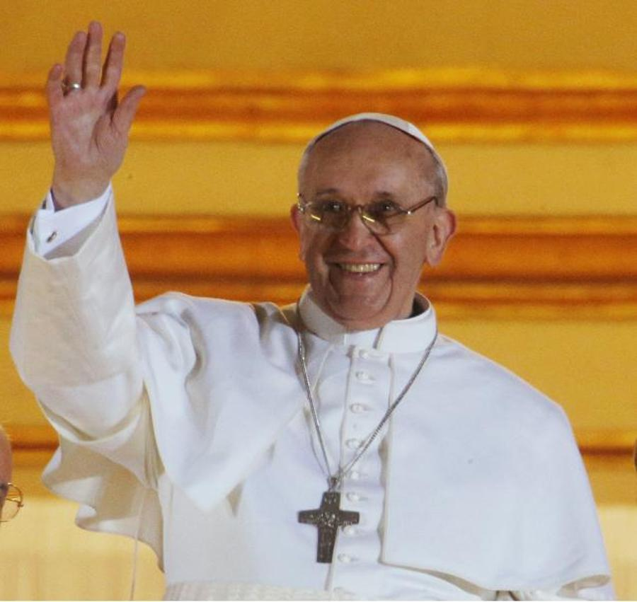 August 20 Greetings  Sent By Pope Francis To Hungary