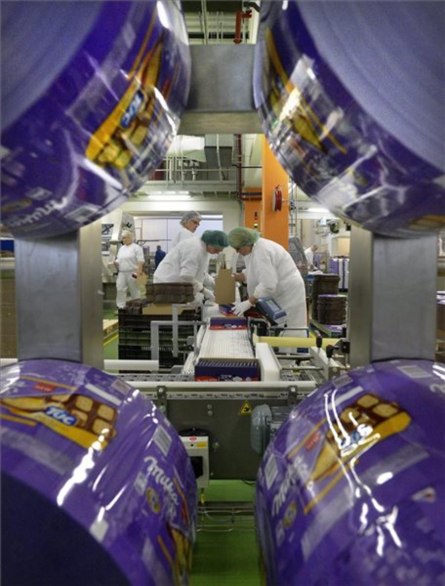 Capacity Expansion At Hungarian Mondelez Biscuit Plant Inaugurated