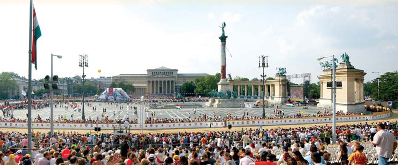 National Gallop - International Race, Budapest, 19 - 21 September